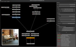 Workflow Management Software for Visual Effects Production